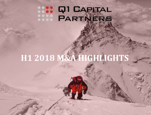 Canadian Technology M&A Report H1 2018