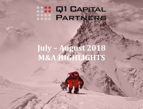 Canadian Technology M&A Report July – August 2018