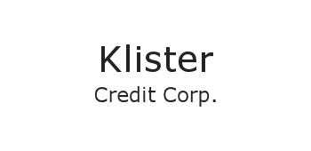 Klister Credit Corp Logo