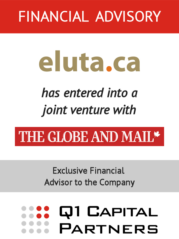 Eluta - Globe and Mail Card