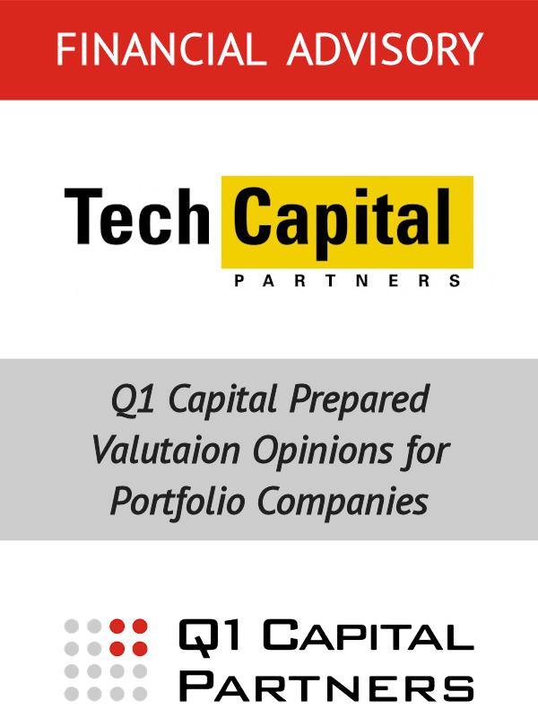 Tech Capital Card