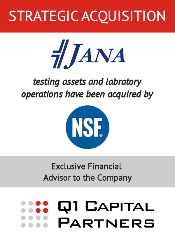 Jana - NSF Card