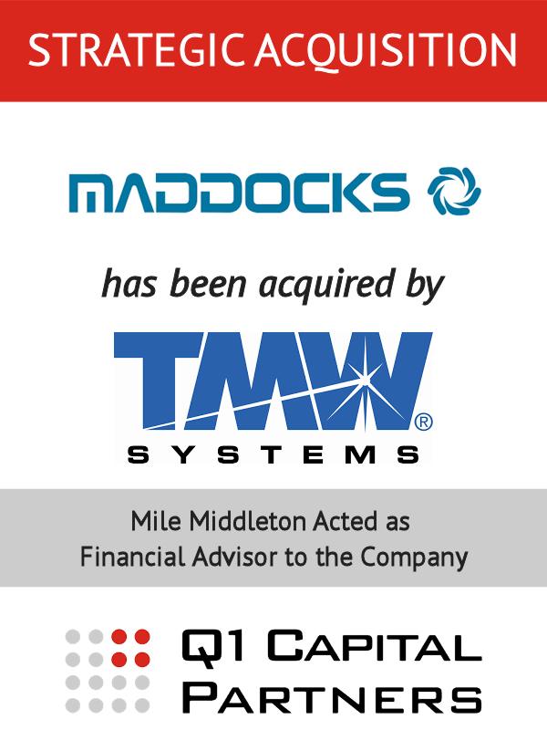 Maddocks - TMW Card
